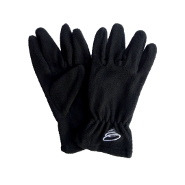Winter microfleece gloves