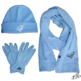 Blue winter polar set