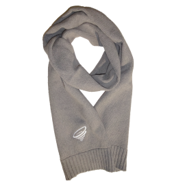 Granite elegant winter scarf