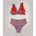 Зимни плетени ръкавици