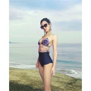 Дълъг зимен шал