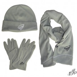 Grey winter polar set