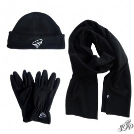Black winter polar set