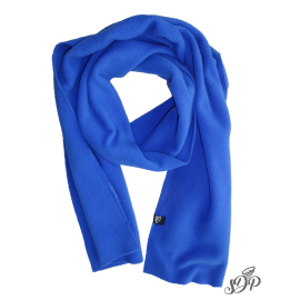 Royal microfleece scarf