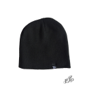 Black winter hat