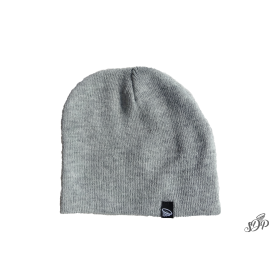 Light grey winter hat