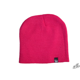 Pink winter hat